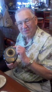 Volunteer Bob Jurgensen Celebrated for 11 Years Service