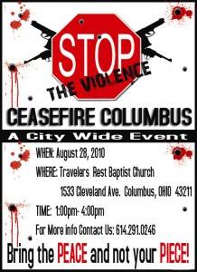 Cease Fire Columbus