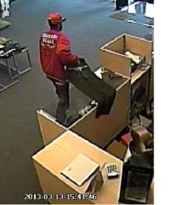 Theft and Robbery in Clinton Township