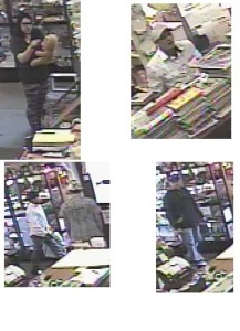 Powell Liberty Antique Mall Theft