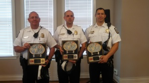 July Officers of the Month