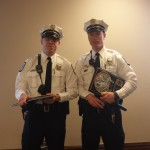 Officers Steven Foe & Kevin Davis-February