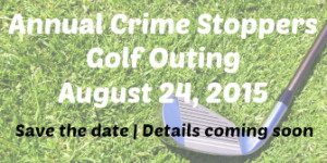 Save the Date: Annual Golf Outing on August 24, 2015