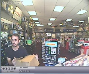 Felony Theft at West Broad Game Stop