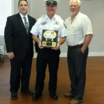 Officer of the Month for August 2015: Officer Jeff Hall