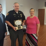 Officer of the Month for September 2015: Franklin County Detective Jason Ratcliff