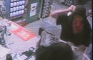 Armed Robbery at Shell Gas Station