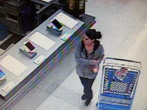 Theft and Credit Card Fraud on Sawmill Rd