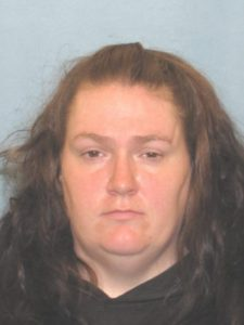 Sarah Woodruff (Forgery and Possession of Criminal Tools)