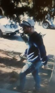 Deming Ave. Theft