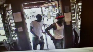 Hilltop Pawn Shop Robbery