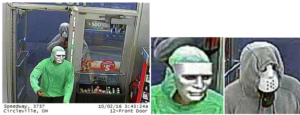 Masked Robbers