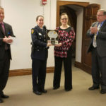 December Office of the Month: Westerville Police Officer Carrie O'Neil