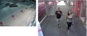 Sawmill Parkway Target Fraud