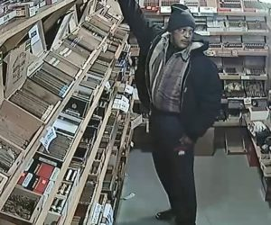 Cigar Store Thefts