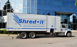 SHRED-IT DAY, April 8, 2017