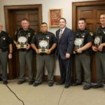 June 2017 Officers of the Month