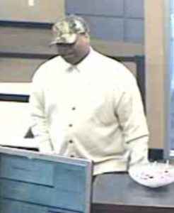 Bank Robberies in Clintonville, Sunbury, and Marengo