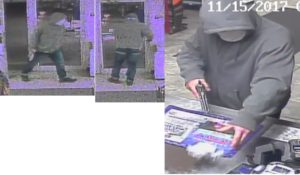 Armed Robbery in Baltimore, Ohio