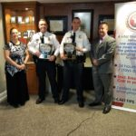 October 2017 Officers of the Month