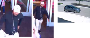 Powell Credit Card Theft
