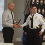 Sgt. Aaron Ward, January Officer of the Month