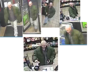Stolen Credit Card in Grove City