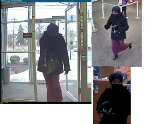 PNC Bank Robbery on Cleveland Ave